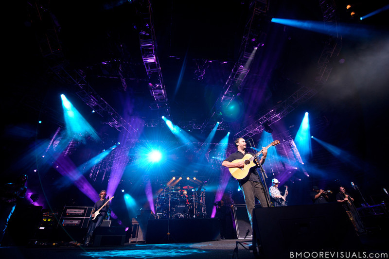 Dave Matthews of Dave Matthews Band performs on July 28, 2010 at 1-800-ASK-GARY Amphitheater in Tampa, Florida