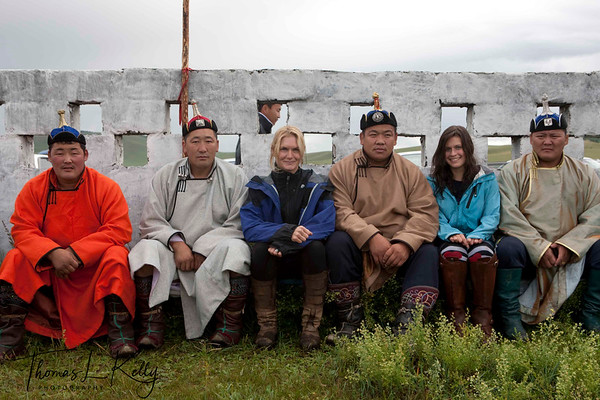 Journey to Mongolia (Aug 14-25, 2012)