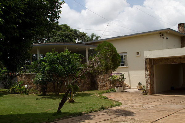 Home sweet home in Kumasi