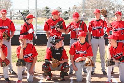 Bangor baseball BB15