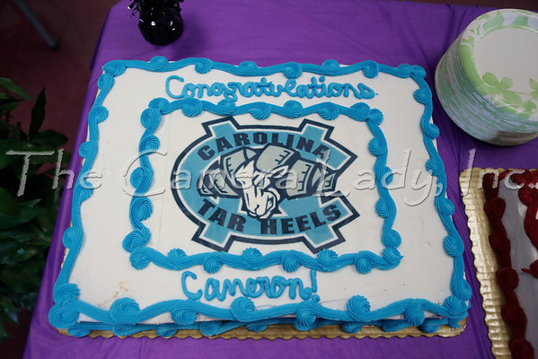 CHCA 2013 Fall Athletic Signings 11.18