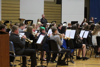 SWAL Honors Band @ Mineral Point 1-5-19