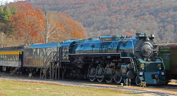 Rail Photos W Virginia & Virginia  trip 2016