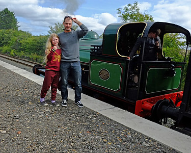 Tanfield Railway August 18