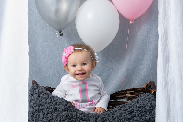 Chloee Anderson 1 Year