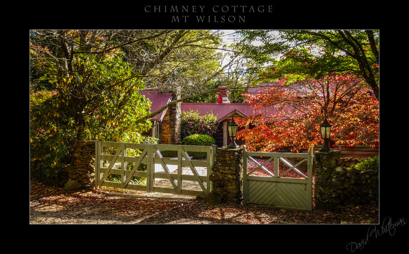Chimney Cottage - Mt Wilson