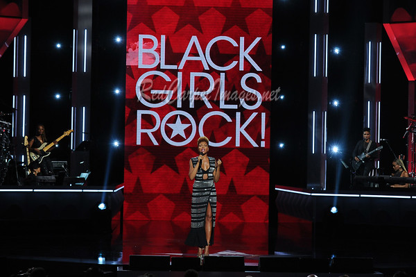 2017 Black Girls Rock - Show