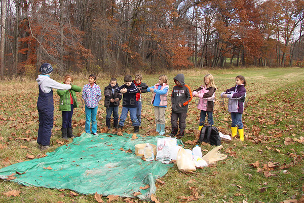 Fourth Grade Native American Field Trip - RSF