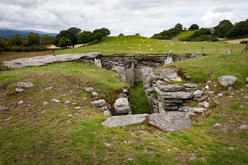 Capel Garmon Neolithic Burial Chamber