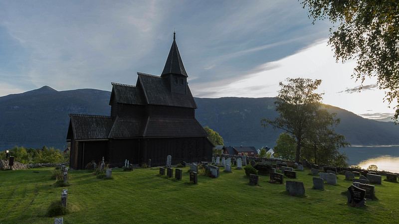 Urnes Stave Church - Norway