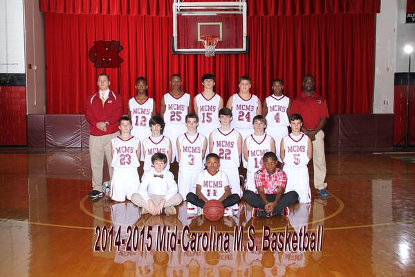 2014-2015 basketball boys