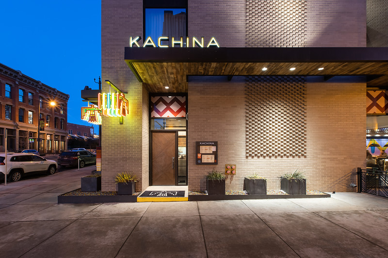 Kachina Restaurant, Dairy Block; Denver, Colorado, United States