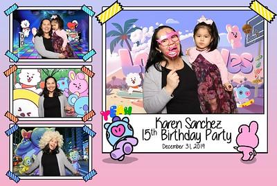 Karen's 15th Birthday Party