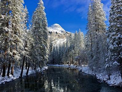 USA chapter: Winter Yosemite