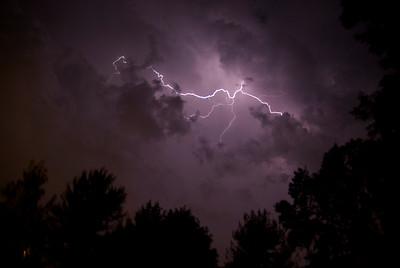 Lightning, June 2009