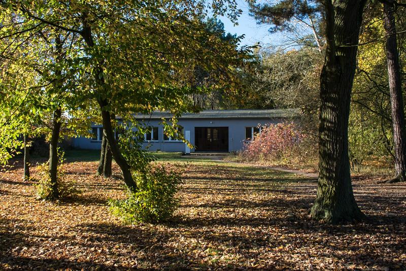 Commandant's House