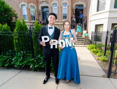 Irie's Prom