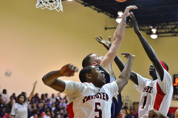 Imhotep vs LaSalle College
