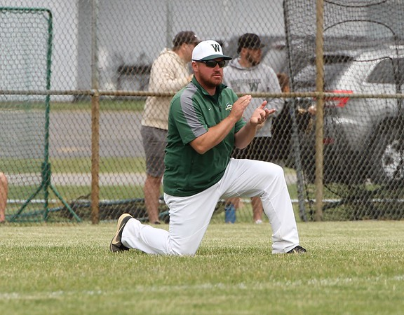 2021 Class 3A Sectional 21 Baseball Tournament at Wawasee