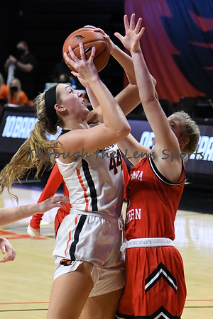 Oregon State vs. Montana Western Women's College Basketball