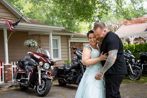 Kristy and Sean - 2021
