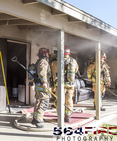 RED - Structire Fire - 2-15-16