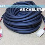 SKU: AE-CABLE/MFMC/7, Panasonic MINAS A4, A4P Series Servo Motor 7 Meters Power Cable
