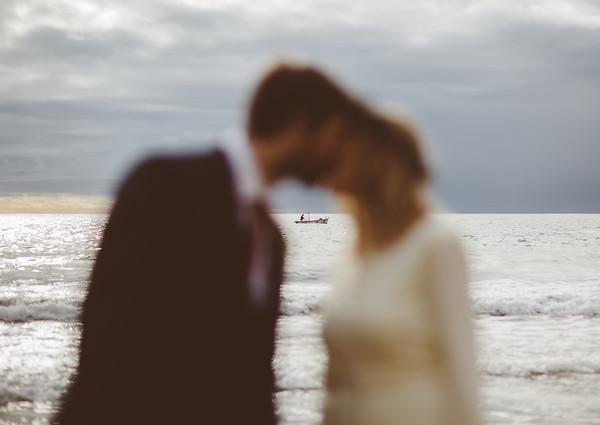 Hannah & Alex / Polurrian Cove