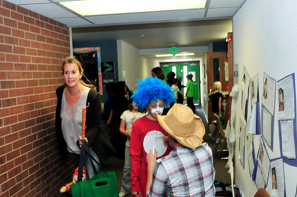 Niwot Elementary Halloween 2010