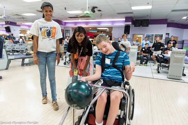 Special Olympics Polk-Hillsborough Bowling Fall Classic