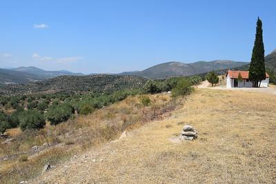 Tholos tombs of Mycenae