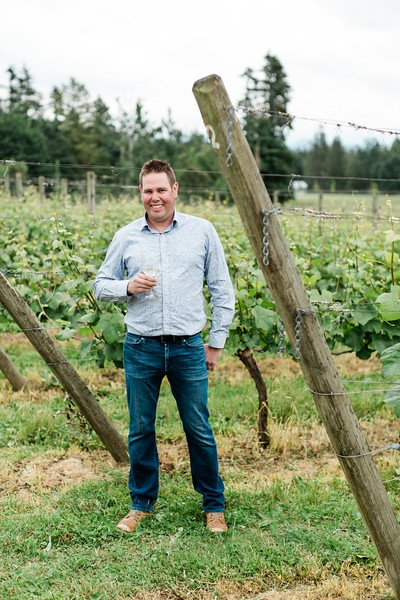 Fraser Valley Wine Region. British Columbia Wine Institute