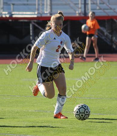 Oliver Ames-Milford Girls Soccer - 09/23/14