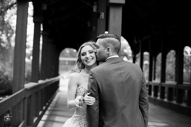 Katie & James Prom 2016
