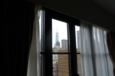 Manhattan hotel room 2015