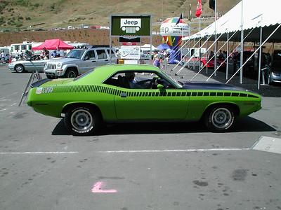 Sears Point/Vintage Race 2003