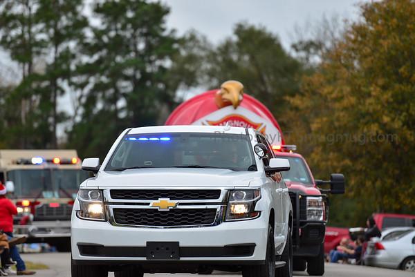 Magnolia Christmas Parade 2015