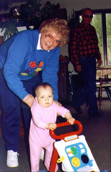 Grandma Bonnie, Alina & Grandpa Wayne, 1993, .jpg