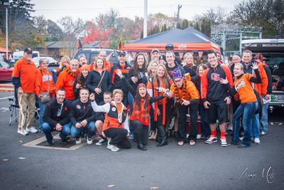 OSU Football Tailgaters 2013!