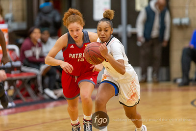12-12-19 Minneapolis South v Minneapolis Patrick Henry Girls Basketball