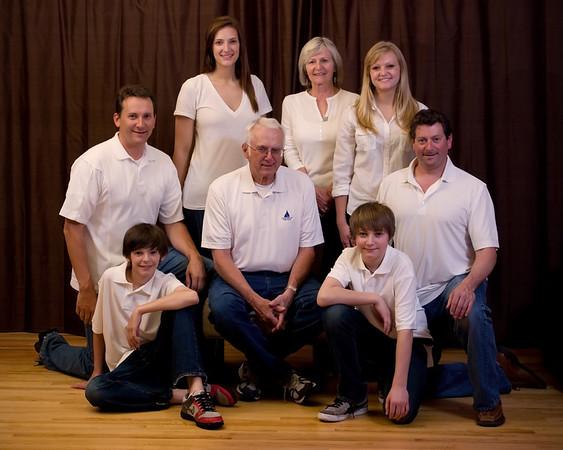Simonds Family