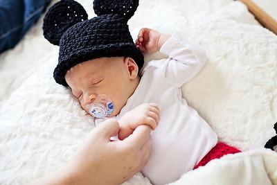 Jackson {newborn session}