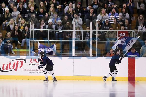Ice Hockey vs. Canton
