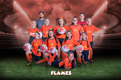 2019 Fall Soccer- U12 Girls