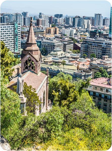 Blog/ About Santiago, Chile