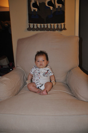 Nathan - 3rd Month