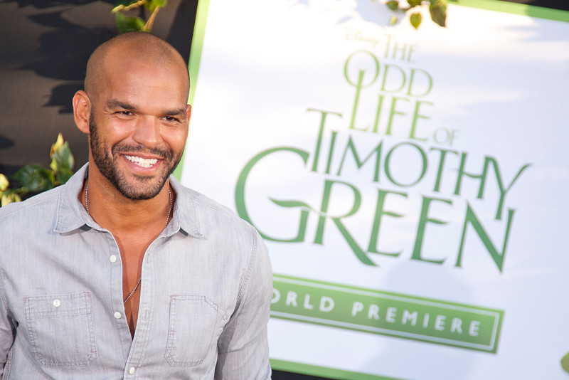 HOLLYWOOD, CA - AUGUST 06: Amaury Nolasco arrives at the 'The Odd Life Of Timothy Green' - Los Angeles Premiere at the El Capitan Theatre on Monday, August 6, 2012 in Hollywood, California. (Photo by Tom Sorensen/Moovieboy Pictures)