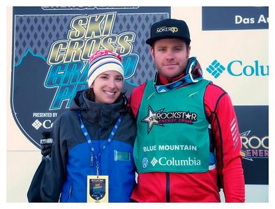 Rockstar Ski Cross Grand Prix Day 2