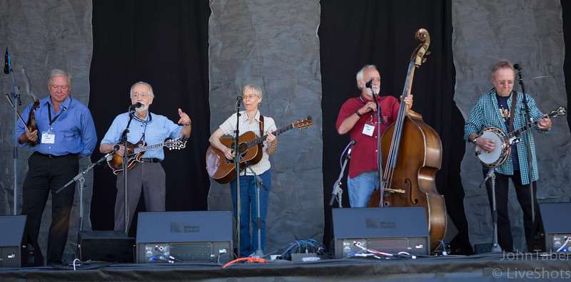 39th Annual Father's Day CBA Bluegrass Festival