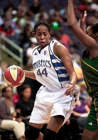 Washington Mystics (women's pro basketball)